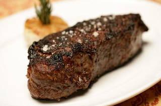 Strip House signature strip steak