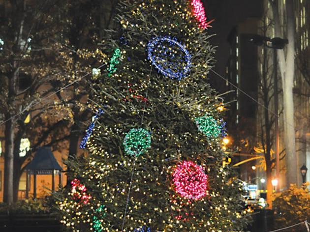 Madison Square Park Tree Lighting