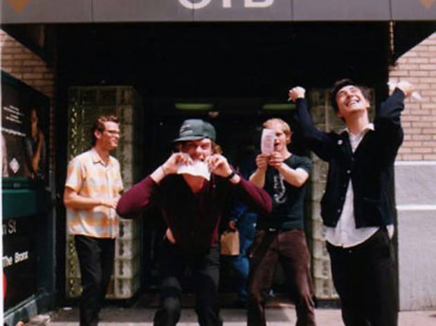 Warm Up 2013: Cajmere + Liars + Lil Silva + IO ECHO + Jon Hopkins + Sam Valenti IV