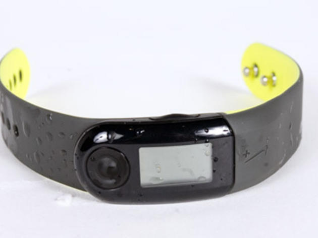 Nike+ SportBand (tracks your distance, pace, time and calories burned), $59, at Niketown, 6 E 57th St between Madison and Fifth Aves (212-891-6453,...