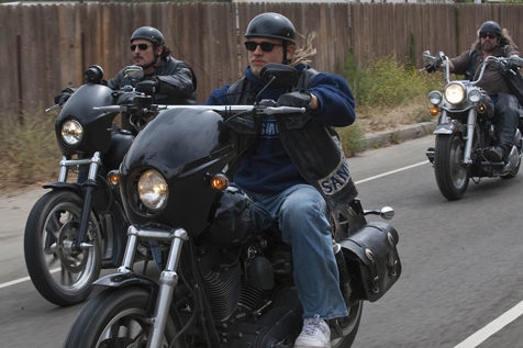 Sons of Anarchy (2008--present)