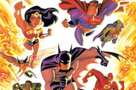 Justice League/Justice League Unlimited (2001–2006)