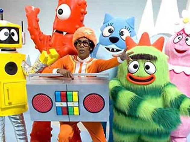 Yo Gabba Gabba! (2007–present)