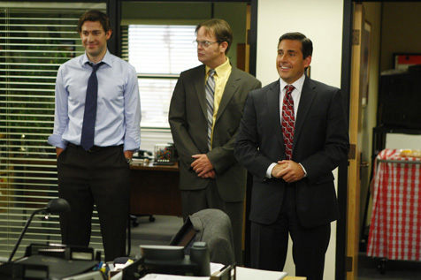 The Office (U.K.: 2001–2003; U.S.: 2005–present)