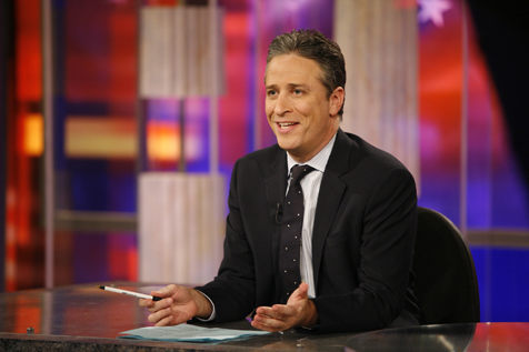 …or The Daily Show with Jon Stewart