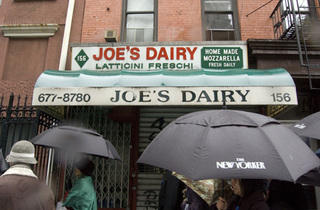 Joe's Dairy (CLOSED)