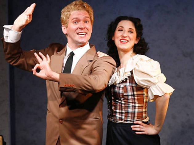 Danny and Sylvia: The Danny Kaye Musical