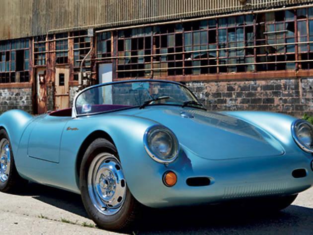 Classic Car Club of Manhattan