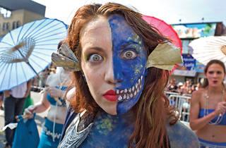 Mermaid Parade Pre-Party