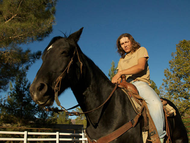 A MAN CALLED HORSE One Native teen learns the art of stunt riding.
