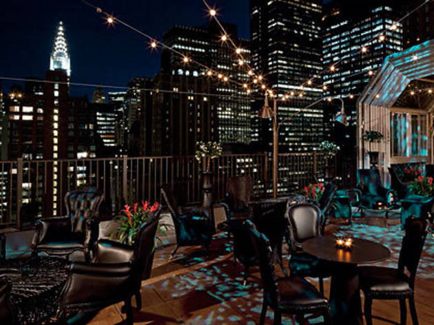Drink on rooftops