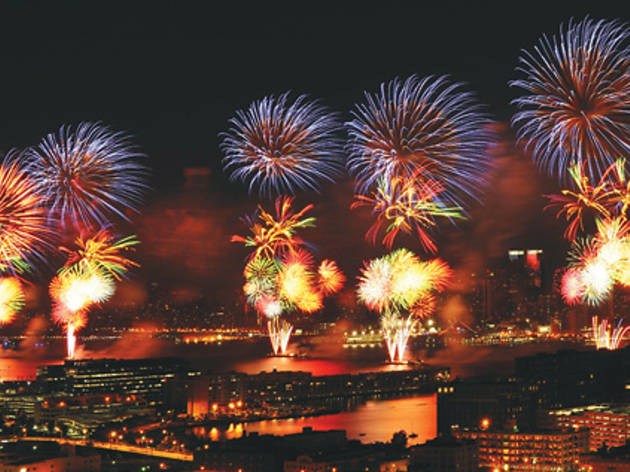 All the fireworks you can watch in New York on July Fourth