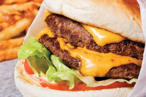 Best cheap burgers