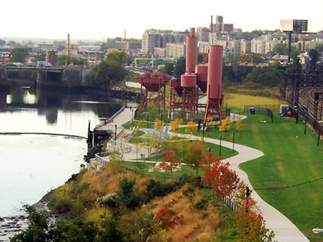 Concrete Plant Park, the Bronx, 2009