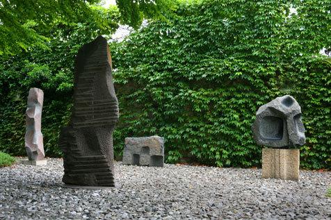 The Noguchi Museum Sculpture Garden