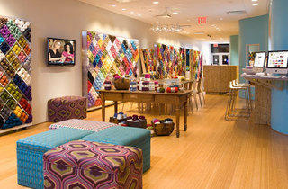 Lion Brand Yarn Studio