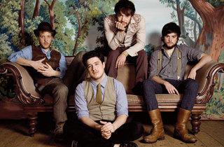 Mumford & Sons + Dawes + Aaron Embry