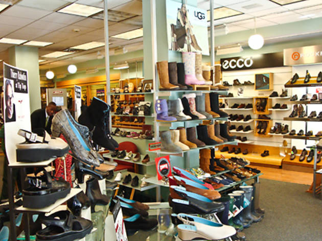 Best shoe stores for women
