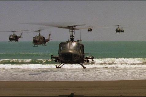 August 1, Apocalypse Now