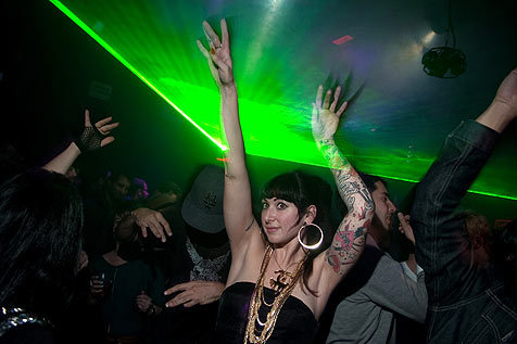 Cheap New York club nights and parties