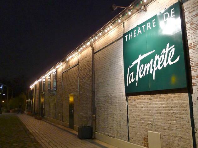 Une usine à cartouches  • Théâtre de la Tempête