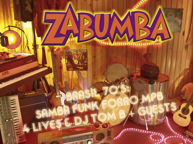 La Nuit do Brasil - collectif Zabumba