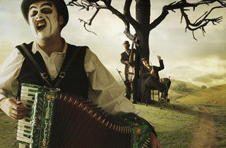 Mesparrow + The Tiger Lillies Creation