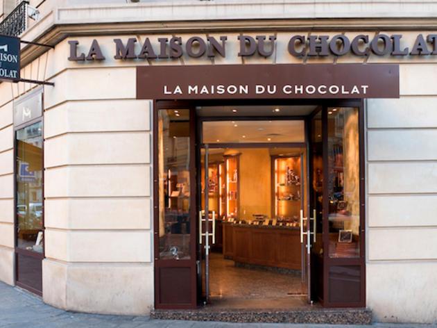 Amazing amazing la maison du chocolat with maison du monde for Boutique maison du monde