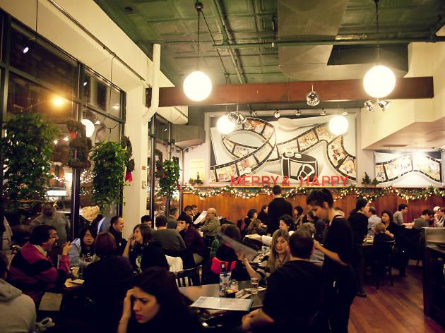 restaurants essay