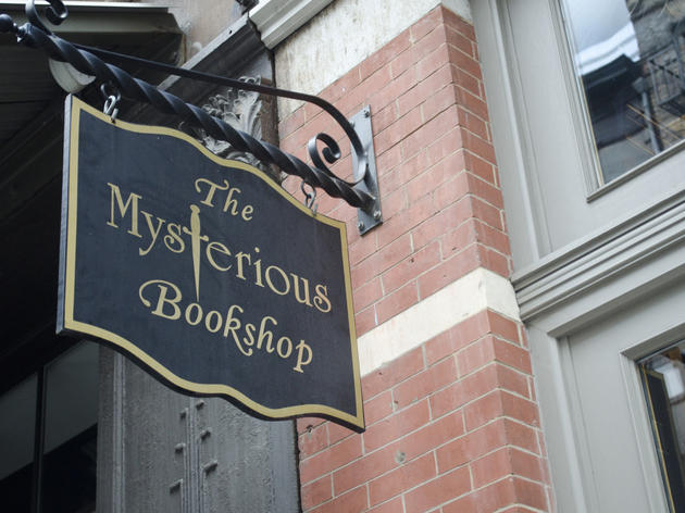 Mysterious Bookshop