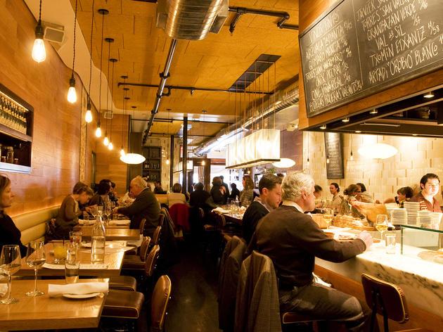 Chelsea restaurant guide