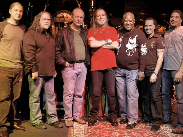 The Allman Brothers Band + Grace Potter & the Nocturnals