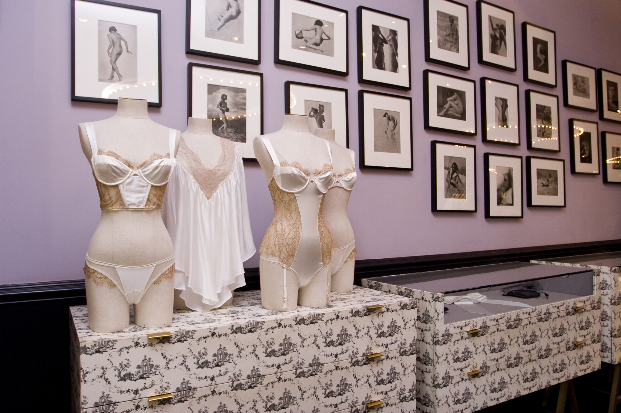 Best independent lingerie stores in NYC