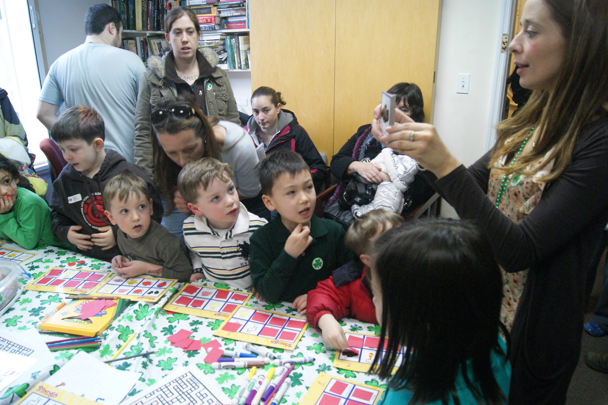 Annual St. Patrick's Day Open Day