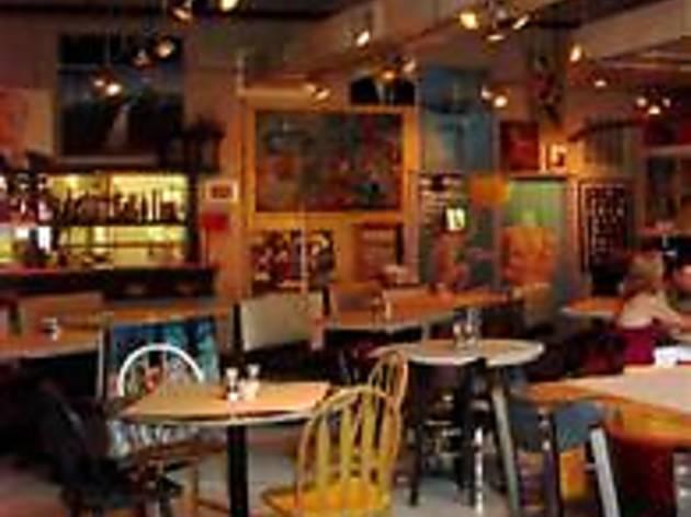 Painters' Art Food Bar