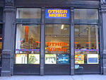 """Other Music (15 E 4th St between Broadway and Lafayette St; 212-477-8150, othermusic.com) is a cool record store that's like the movie High Fidelity, with everyone yapping about music. Get in there before it closes down.""--Nick Le Messurier, 24; designer"