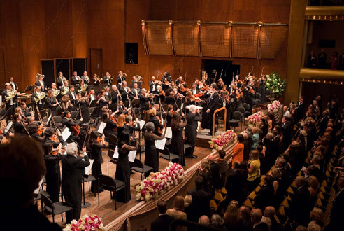 Check out the New York Philharmonic