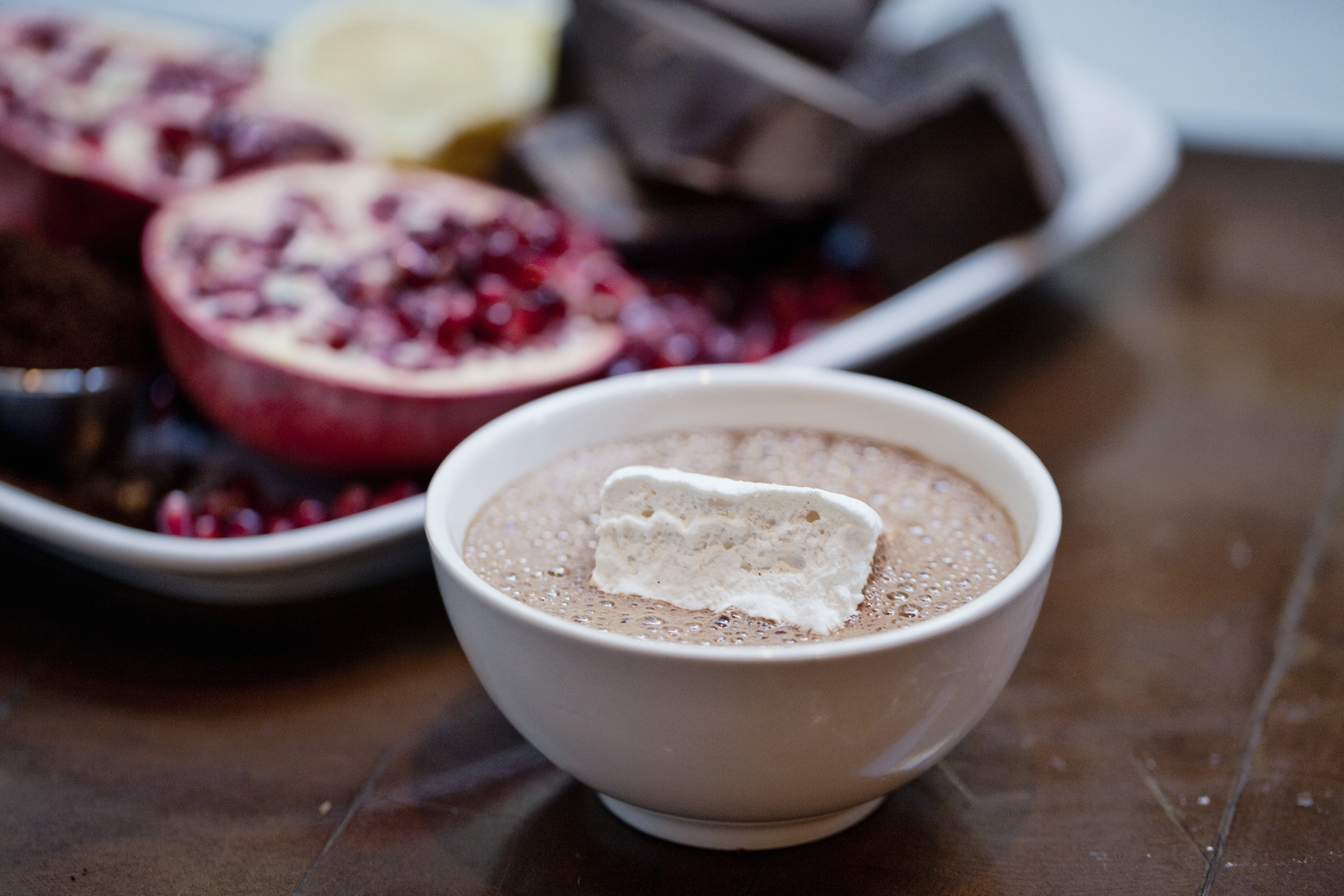 Indulge in decadent cocoa creations during the Hot Chocolate Festival