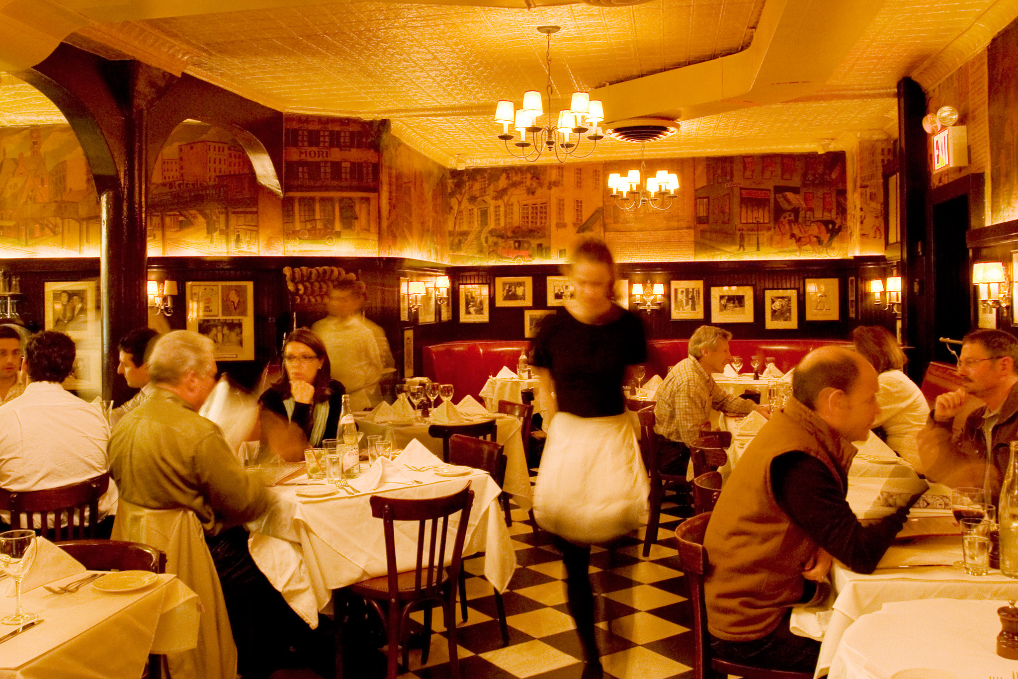 Minetta Tavern Restaurants Book Online