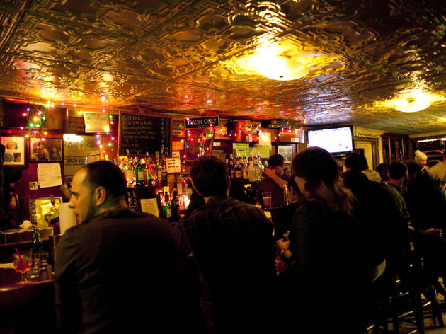 The Alibi Club (Time Out, Photograph: Hannah Mattix)