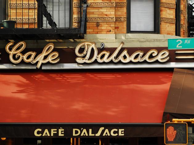 Café d'Alsace