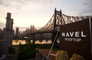 Ravel Rooftop (David Rosenzweig, Photograph: David Rosenzweig)