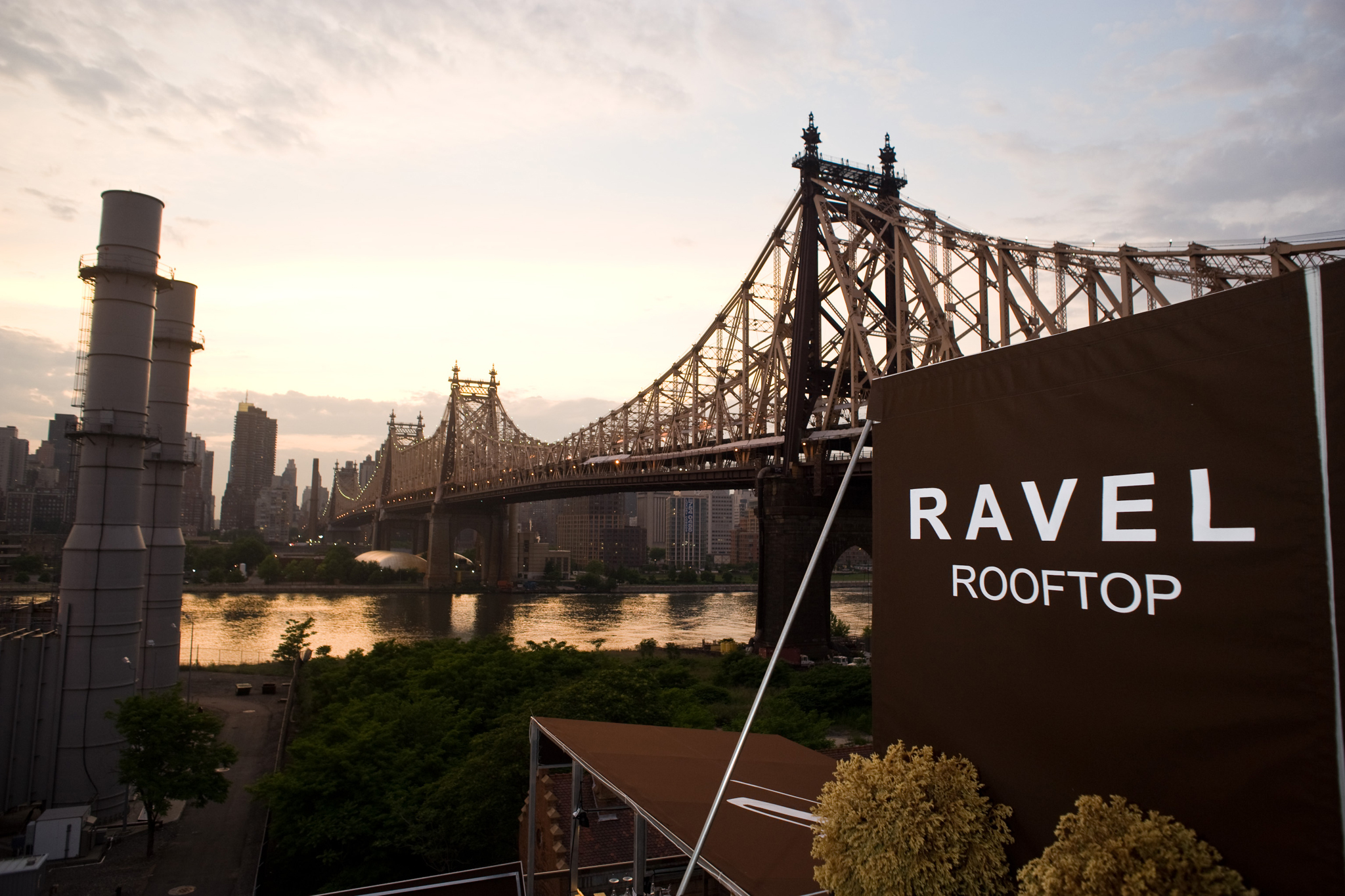 The Ravel Rooftop Bar & Lounge