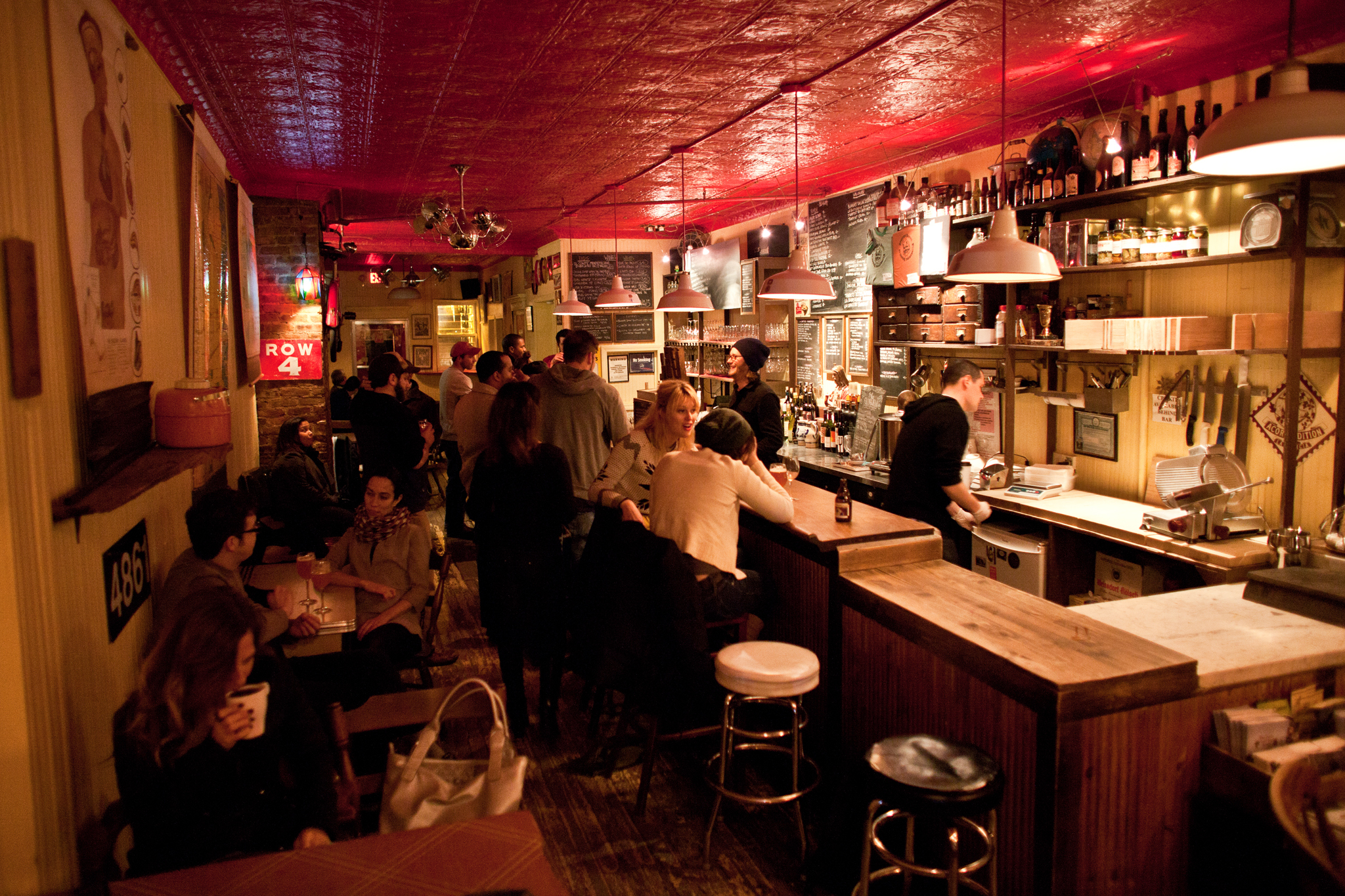 Best pickup bars in new york