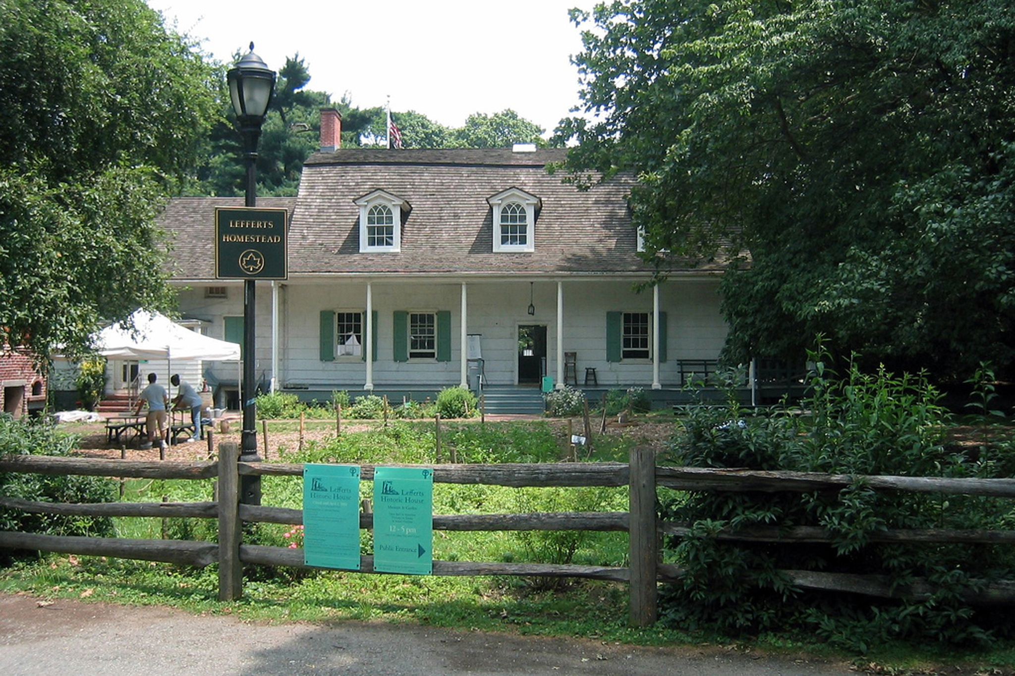 Go back in time at the Lefferts Historic House Museum