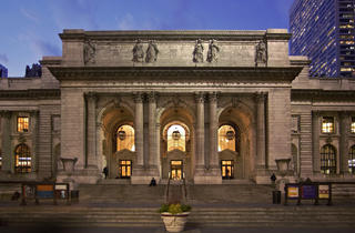 The New York Public Library Stephen A. Schwarzman Building