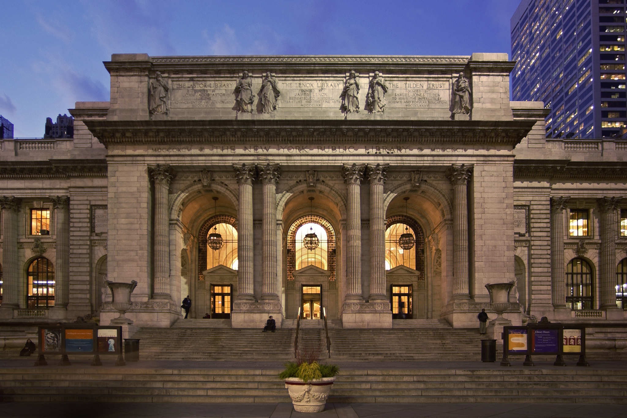 Books: Live from the NYPL