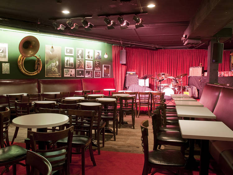 Check out the best jazz clubs in NYC