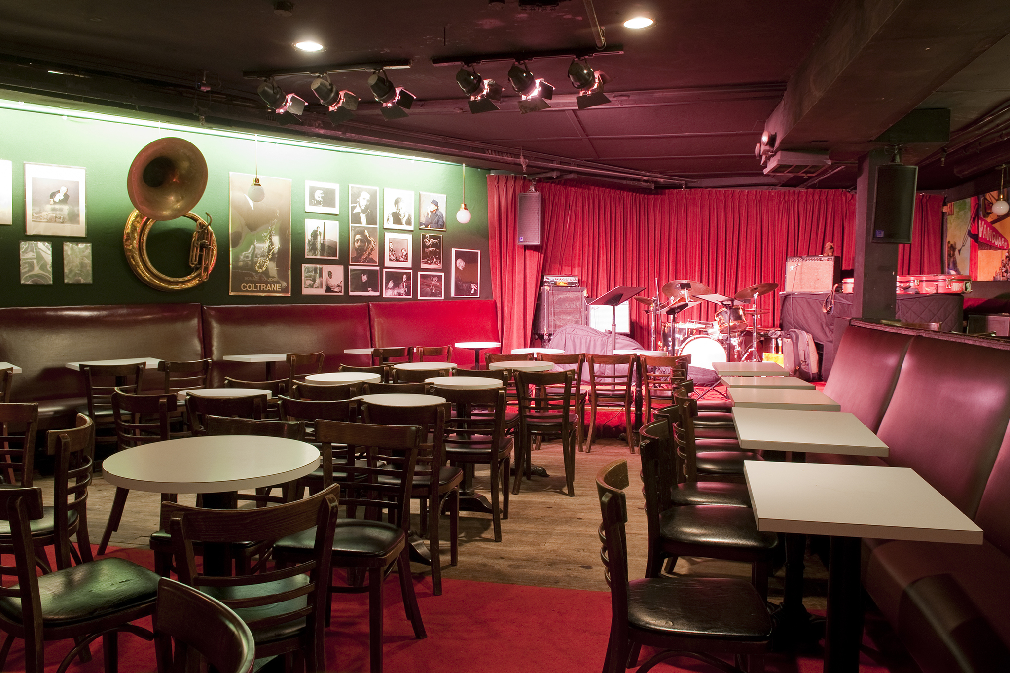 Jazz Clubs Restaurants Nyc