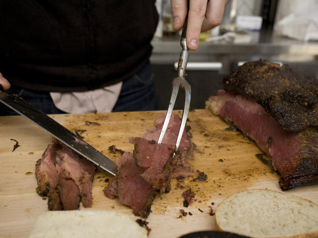 100 best New York restaurants: Jewish Delicatessen